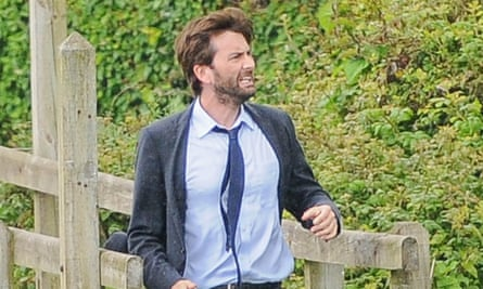 Many people said that it was impossible to understand David Tennant in the new series of Broadchurch.