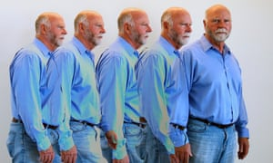 American biologist and technologist Craig Venter whose company Human Longevity Inc plans to create a database of a million human genome sequences by 2020.