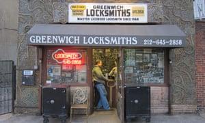 West Village locksmith.