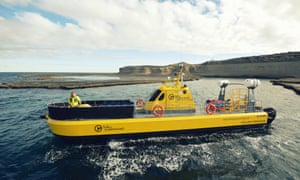Custom built in 2013 and brought into service last summer, the Yellow Submarine offers a unique take on the traditional whale watching tour. Although it's not actually a submarine, the semi-submergible boat based at Argentina's Valdes Peninsula gives its passengers a unique opportunity to spy on whales beneath the surface thanks to an underwater cabin with 40 viewing windows. The season for spotting the endangered southern right whales who breed in that region is mid-June to mid-December. <br>