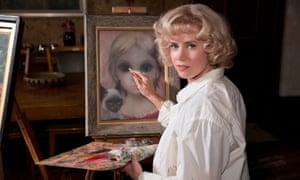 Adams as Margaret Keane