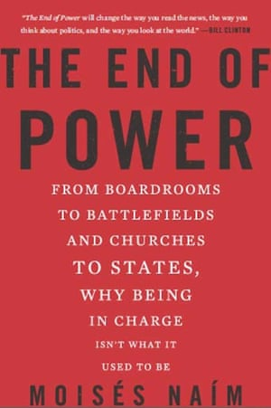 The End of Power book cover