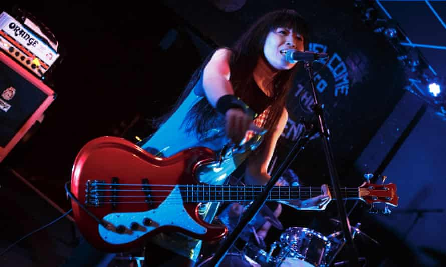 J-pop riot grrrl trio Shonen Knife are among bands playing at Mofo this month.