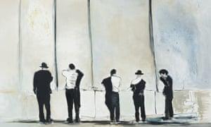 The Wall (2009) Marlene Dumas