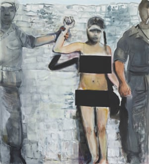 The Trophy (2013), Marlene Dumas