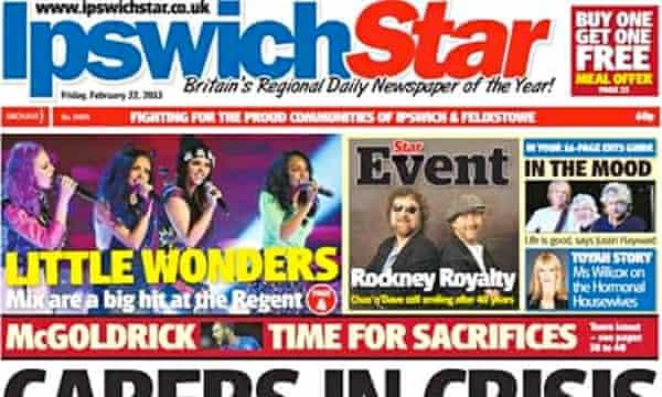 pswich Star