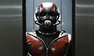 Ant-Man … troubled past.