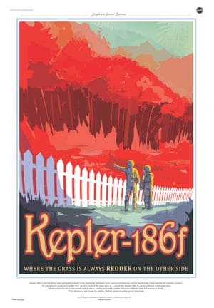 Kepler-186f was discovered last April and has the possibility of hosting life.