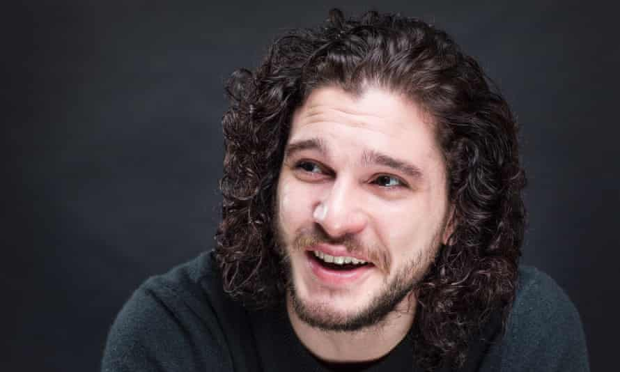 Harington plays the poet in the new film Testament of Youth.