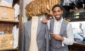 London Collections: Men Ambassador Tinie Tempah