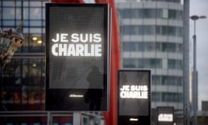 Charlie Hebdo signs