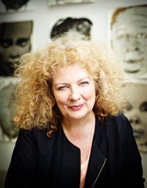 Marlene Dumas: 'I still get accused of being a token woman.'