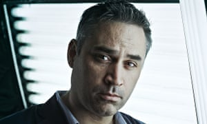 Alex Garland photographed in London last month by Phil Fisk for the Observer New Review.