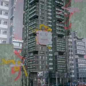 Durrington Towers IV (2007), by David Hepher