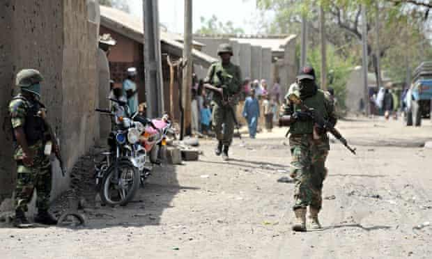 Boko Haram in Baga