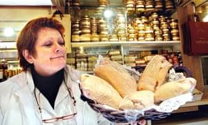 foie gras lady