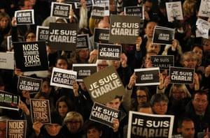 Charlie Hebdo tributes: Monaco