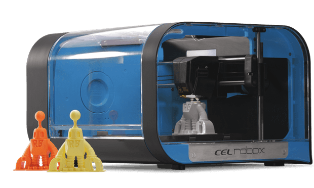 Around 6,500 Robox 3D printers are out in the wild.