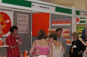 Pukka teas in 2002