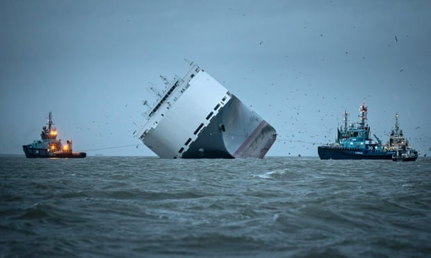 Worse Things Still Happen At Sea The Shipping Disasters