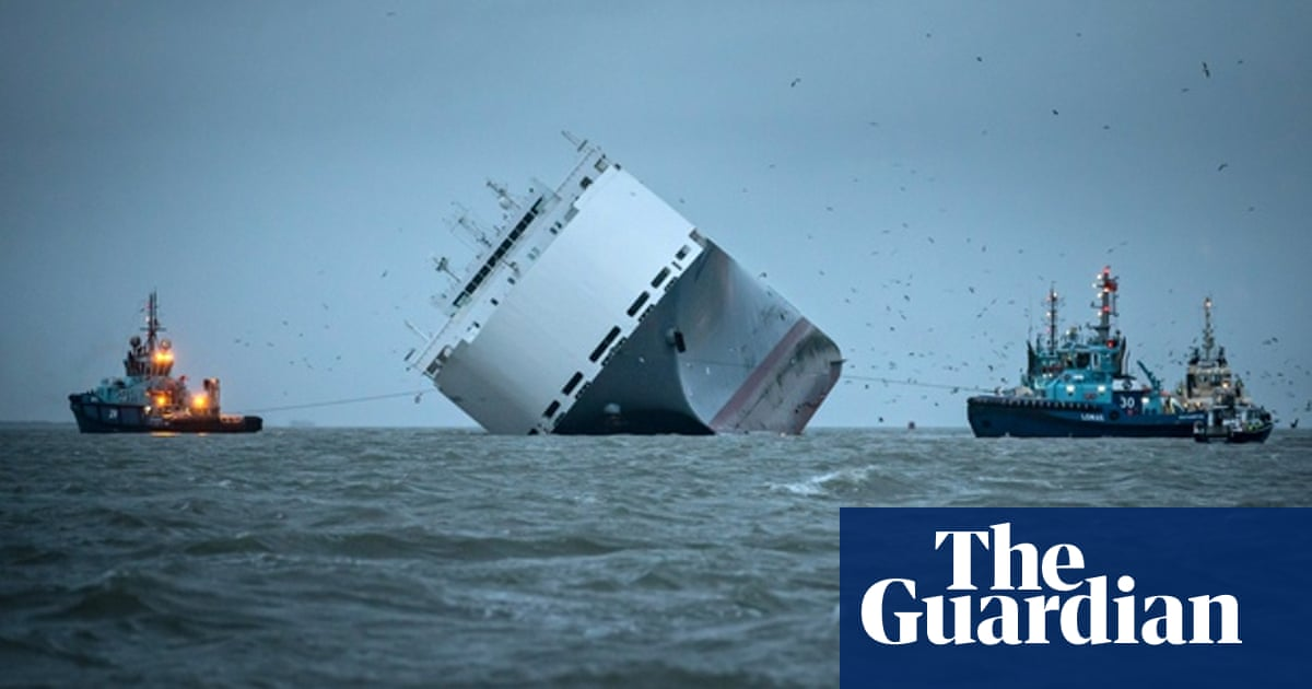 Worse things still happen at sea: the shipping disasters we
