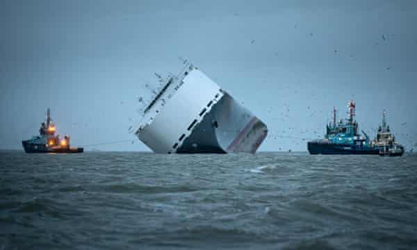 Worse Things Still Happen At Sea The Shipping Disasters We Never Hear About World News The Guardian