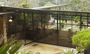 The house Bernardes designed for fellow architect Lota de Macedo Soares in Petrópolis, Brazil. Bernardes could design 25 homes a month.