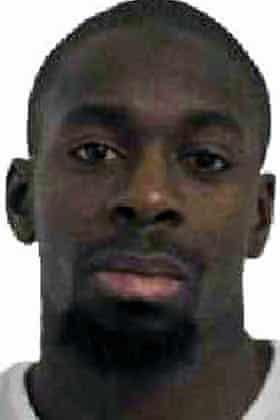 Terror suspect Amedy Coulibaly.