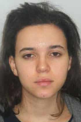 Terror suspect Hayat Boumeddiene.