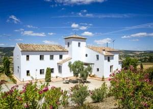 Arriadh hotel, Andalucia, Spain