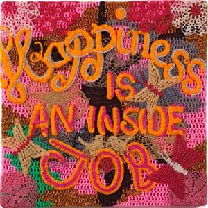 Happiness Is An Inside Job - Olek