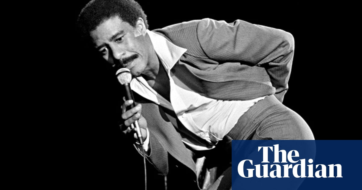Richard Pryor Meltdown At The Hollywood Bowl Stage The Guardian