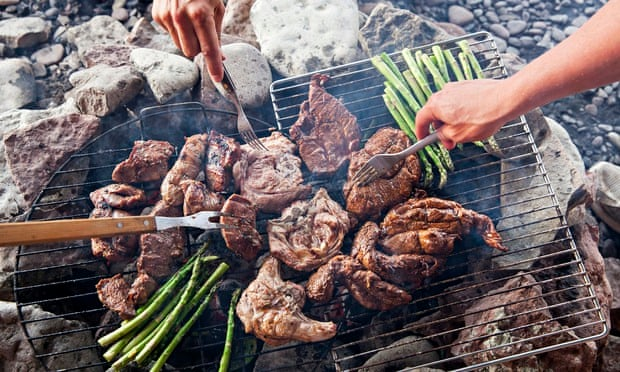 Impress your friend's by cooking native animals on Australia Day.
