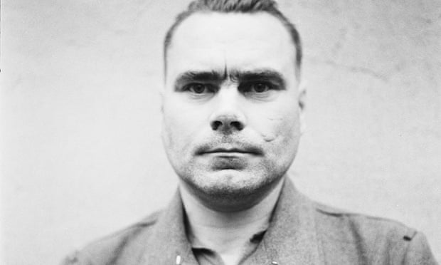 Josef Kramer, known as the Beast of Belsen