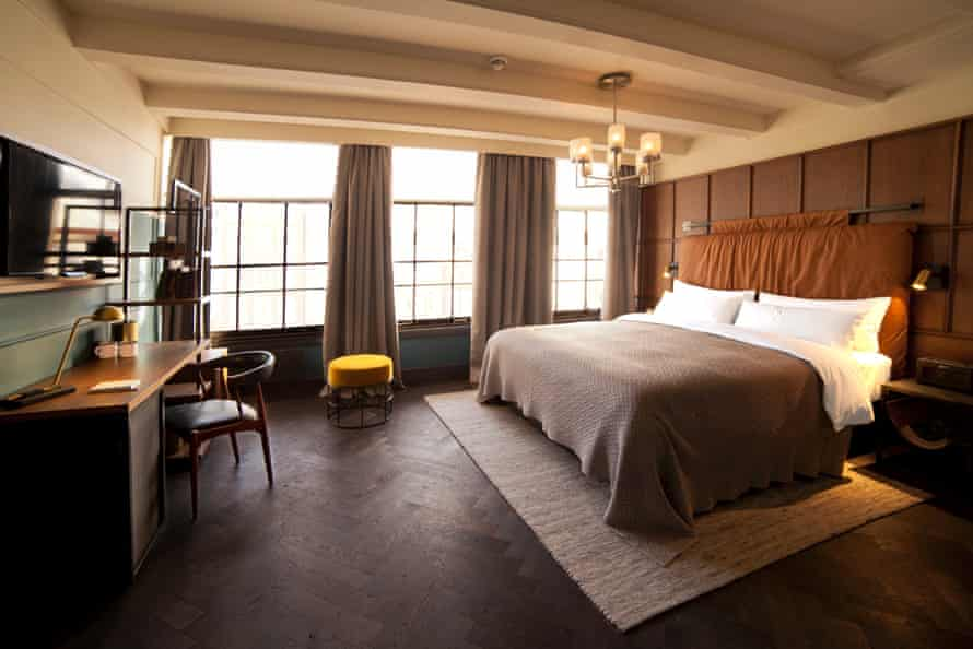 Hoxton Hotel, Amsterdam