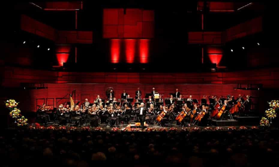 Iceland Symphony Orchestra Harpa Reykjavik.