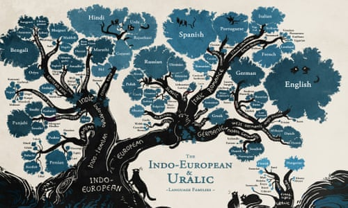 Image result for european language tree