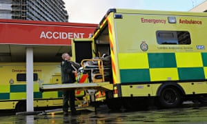 Accident And Emergency Figures Show Worst Performance In 10 Years