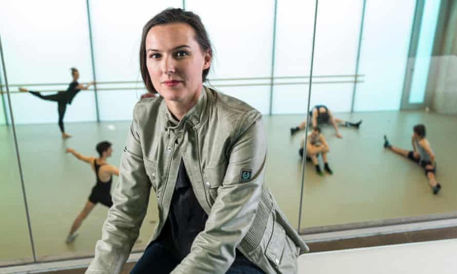 Economist turned choreographer Mari Frogner
