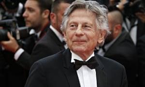 Roman Polanski: celebrities have queued up to back him.
