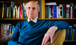 Lord Tebbitt: 'I think the public will take the view that he is frit.'