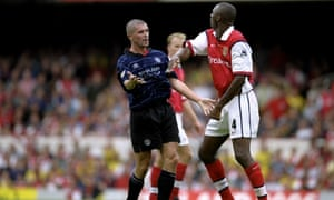 Keane and Vieira: best of friends?