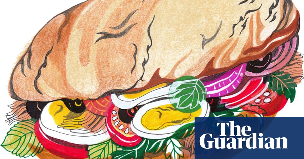 Sandwich Ideas From Around The World Food The Guardian