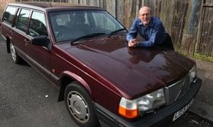 Tony Levene Volvo