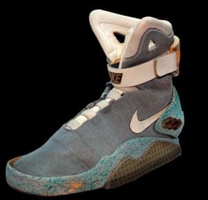 The legendary self-lacing sneaker.