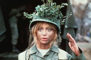 Meyers' career began in 1979 with Private Benjamin, starring Goldie Hawn.
