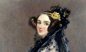 Ada Lovelace, tech visionary and Byron's daughter, was 'certainly not an angel'.