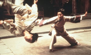 Gelb brought composer Tan Dun and director Ang Lee together for the soundtrack of Crouching Tiger, Hidden Dragon. Photograph: Columbia TriStar Films