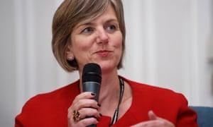 Lilian Greenwood, shadow secretary of state for transport