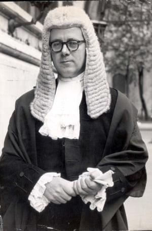 Geoffrey Howe becoming solicitor general in 1970.